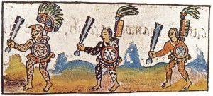 Рисунки Индейцев Майя и Ацтеков 023