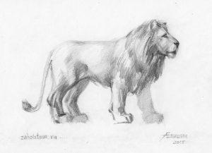 Рисунки карандашом тематические 021