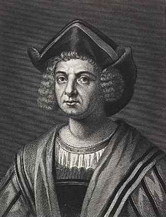 Родился Христофор Колумб 004
