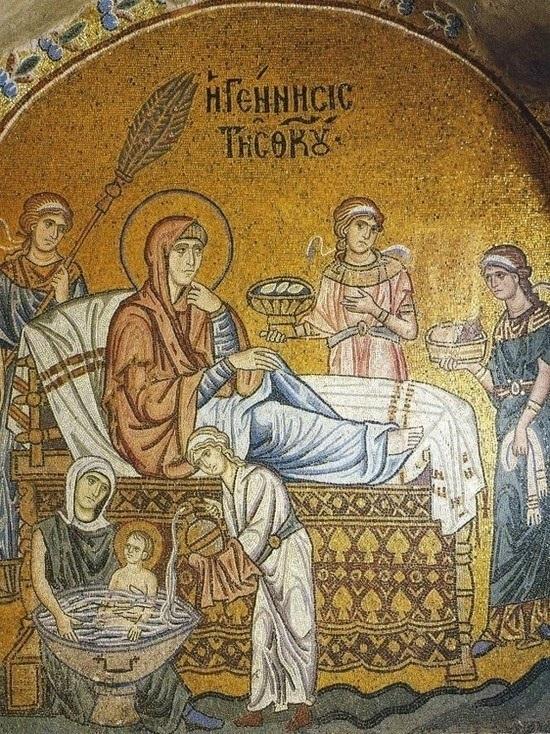 Рождество Пресвятой Богородицы 001