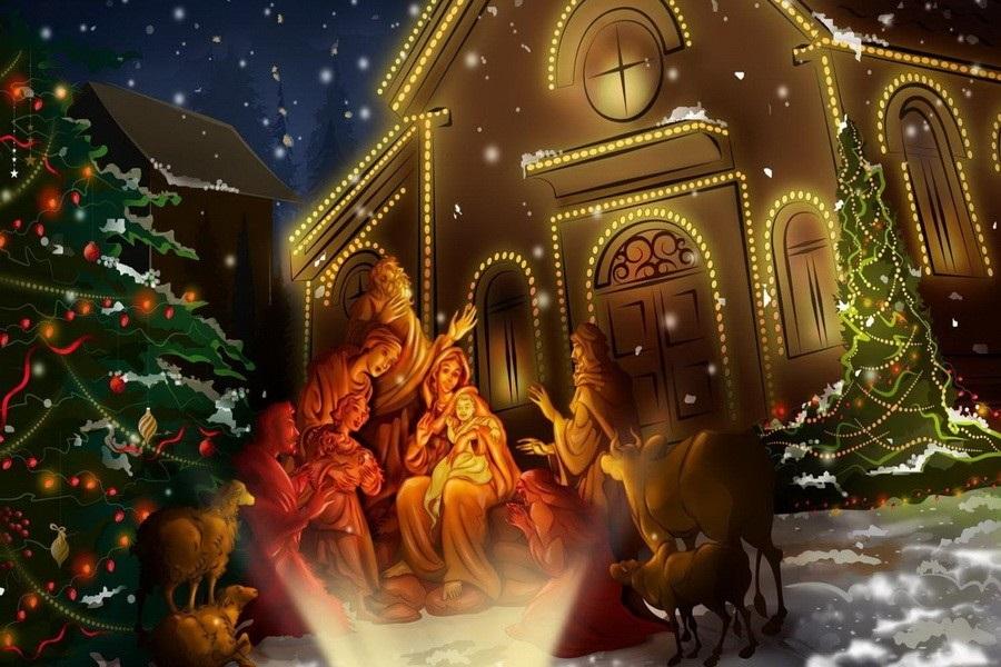 Рождество Христово у западных христиан 004