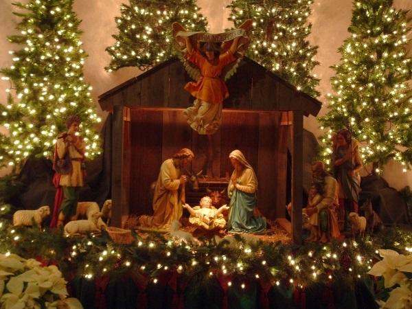 Рождество Христово у западных христиан 007