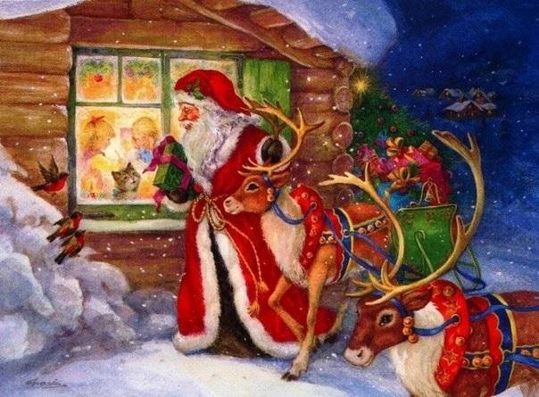 Рождество Христово у западных христиан 010