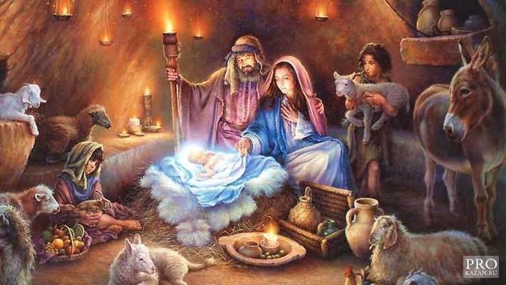 Рождество Христово у западных христиан 015