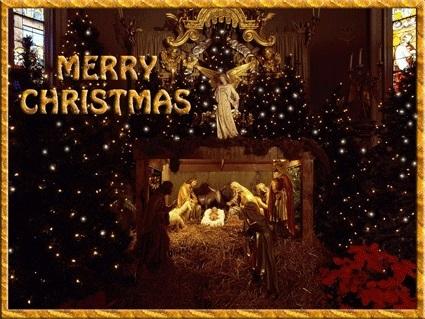 Рождество Христово у западных христиан 017