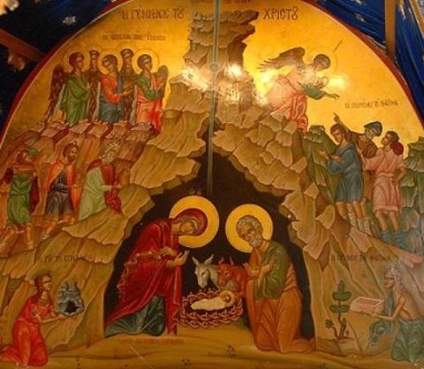 Рождество Христово у западных христиан 018