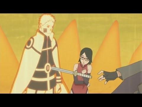 Сакура, Саске и Наруто аниме картинки 002