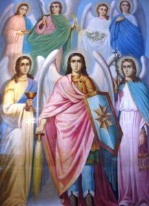 Собор архистратига Михаила и прочих Небесных Сил бесплотных 020