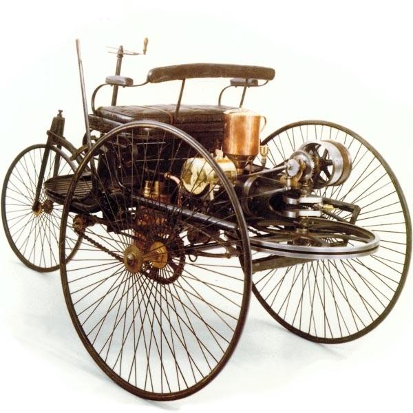 Создан первый автомобиль  Мерседес  (1901) 005