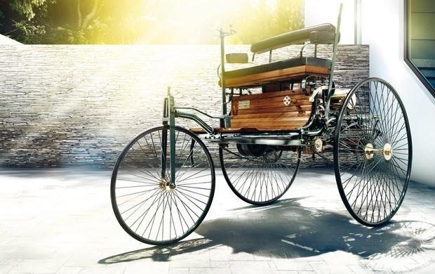 Создан первый автомобиль  Мерседес  (1901) 006