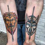 Татуировки дарк соулс — скачать сейчас