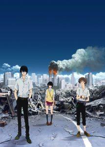 Террор в токио аниме картинки 022