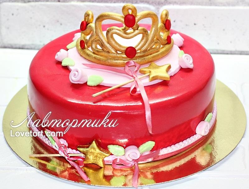 Торт девочке на день рождения картинки 019