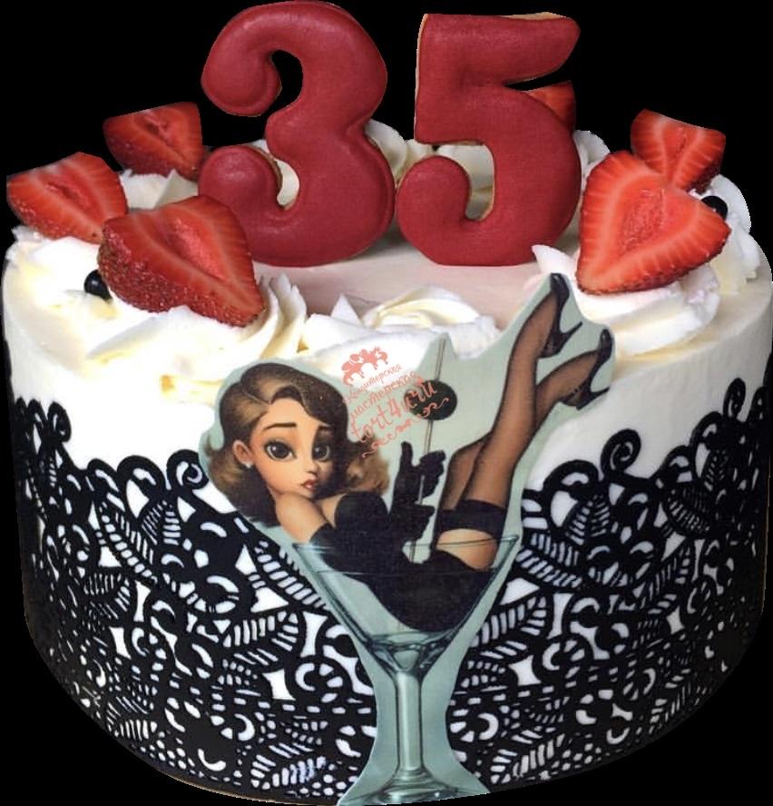Торт для сестры на день рождения 020