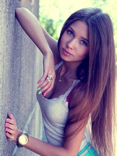 Фотки на аватарку в вк для девочек 18 лет008