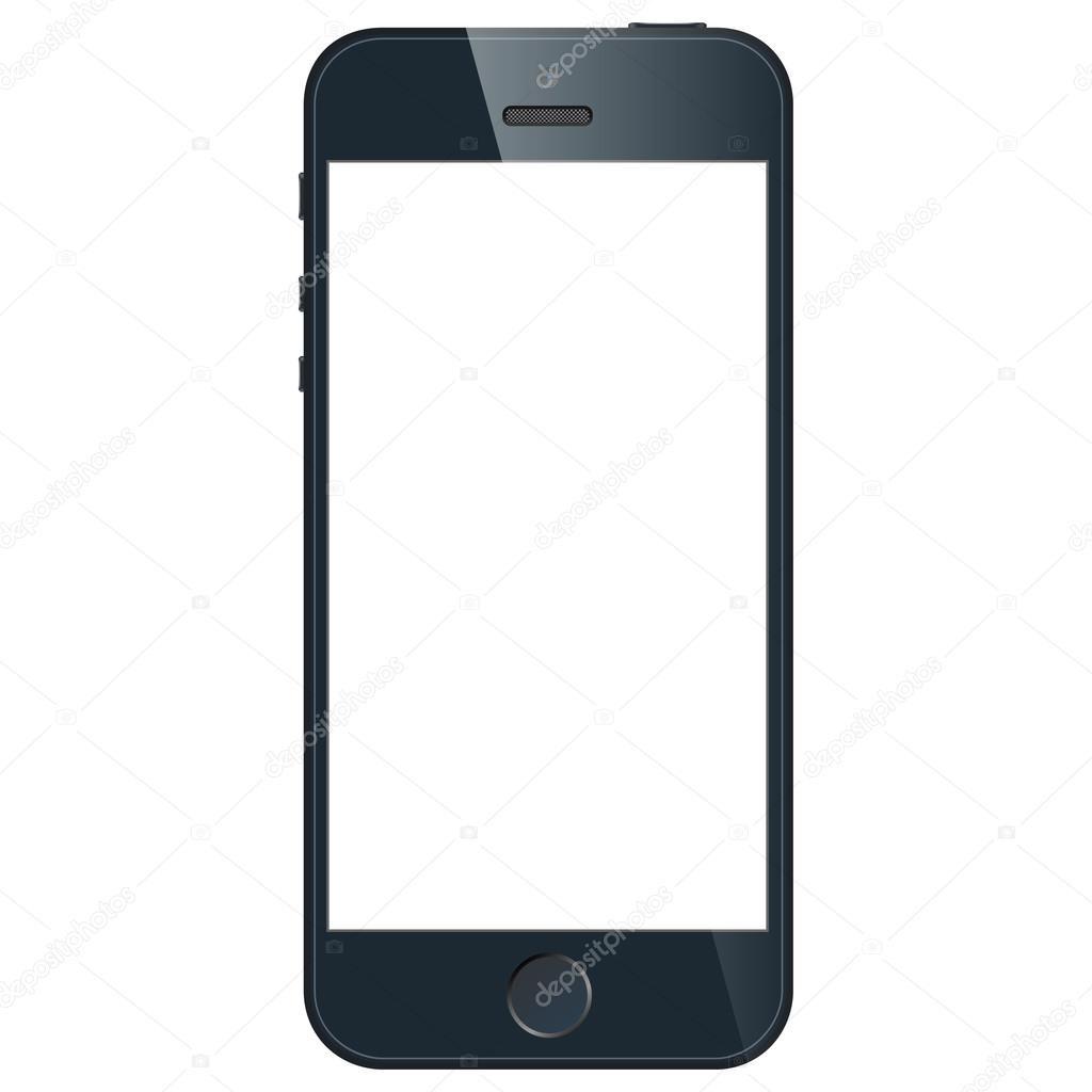 Фото айфона на белом фоне011