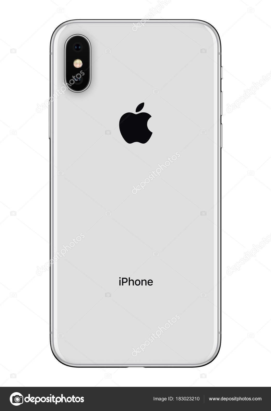 Фото айфона на белом фоне012