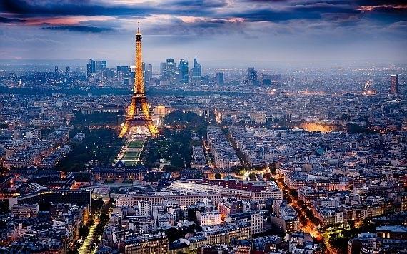 Франция зима картинки 004