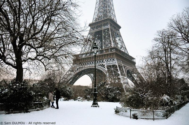 Франция зима картинки 011