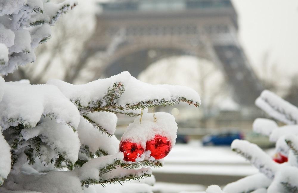 Франция зима картинки 013