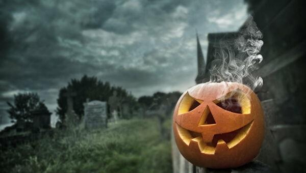 Хэллоуин (Halloween) 004