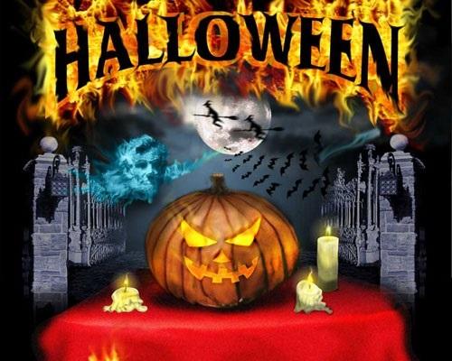 Хэллоуин (Halloween) 008