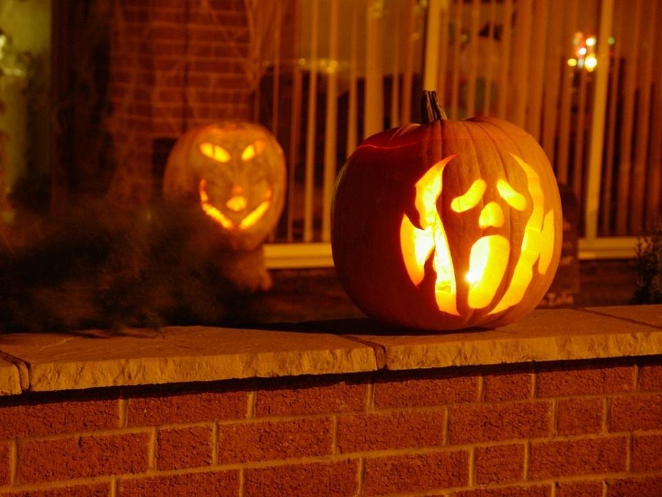 Хэллоуин (Halloween) 022