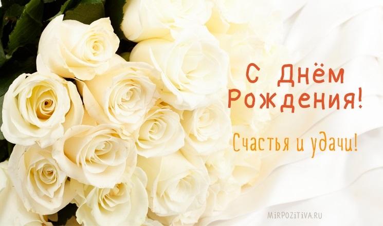 Цветы розы фото с днем рождения010