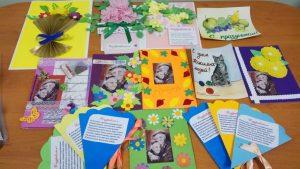 Шаблоны для открытки ко дню пожилого человека 020