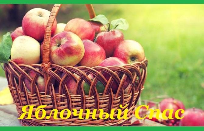 Яблочный спас 007