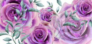 акварель розы фото 022