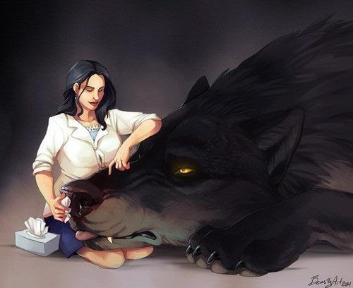 арты the wolf among us 018
