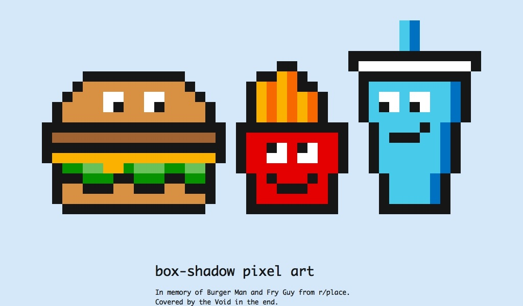 арт бургер пиксель 011