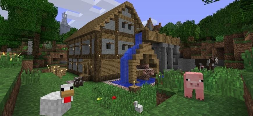 архитектура minecraft 002