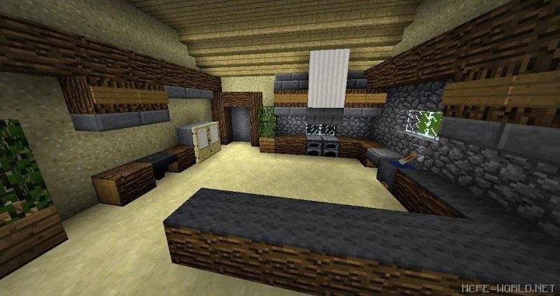 архитектура minecraft 007