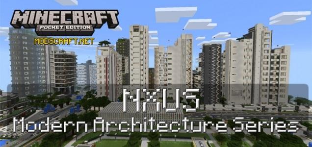 архитектура minecraft 009