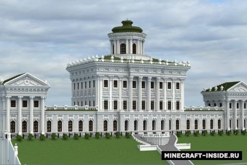 архитектура minecraft 012
