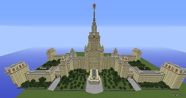 архитектура minecraft 016