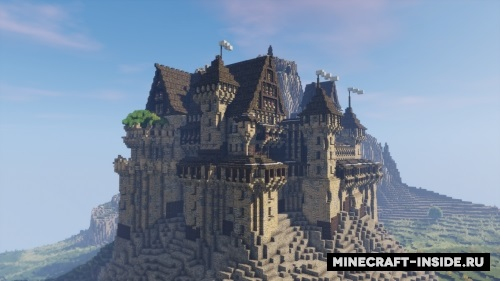 архитектура minecraft 019