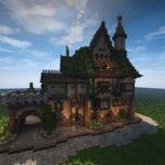 В отличном качестве | архитектура minecraft