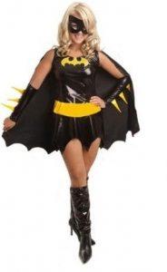 бэтмен девушка 021