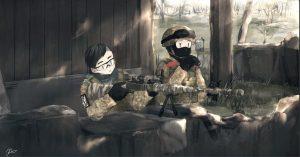 война фото аниме 022