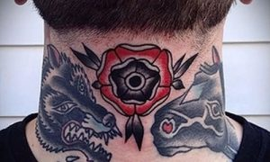 восточные татуировки для мужчин 024
