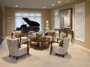 гостиная с роялем 024