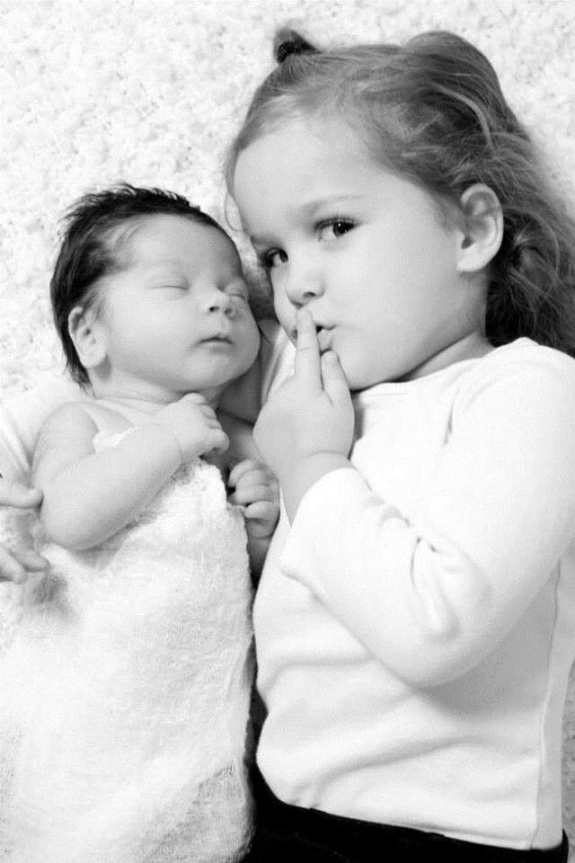 дети картинки брат и сестра 001