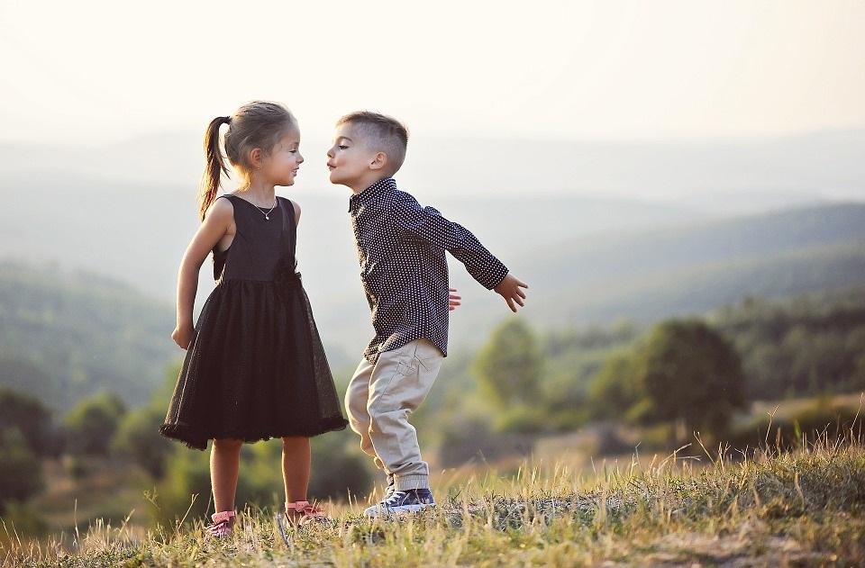 дети картинки брат и сестра 003