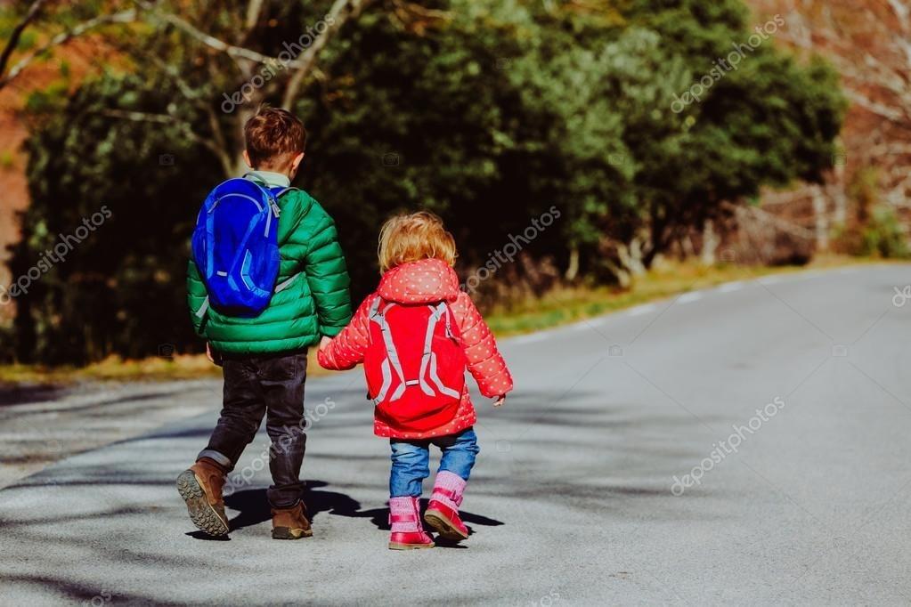 дети картинки брат и сестра 004