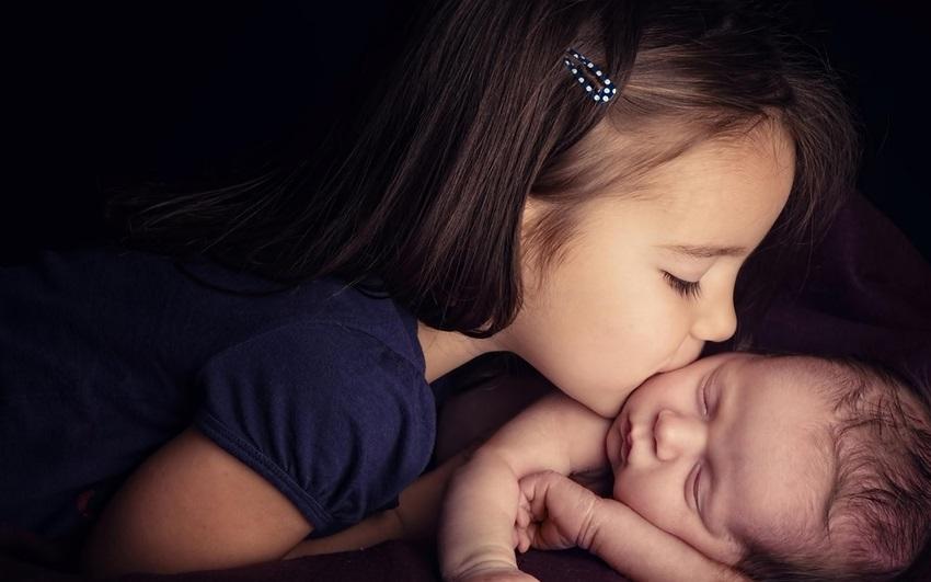 дети картинки брат и сестра 010