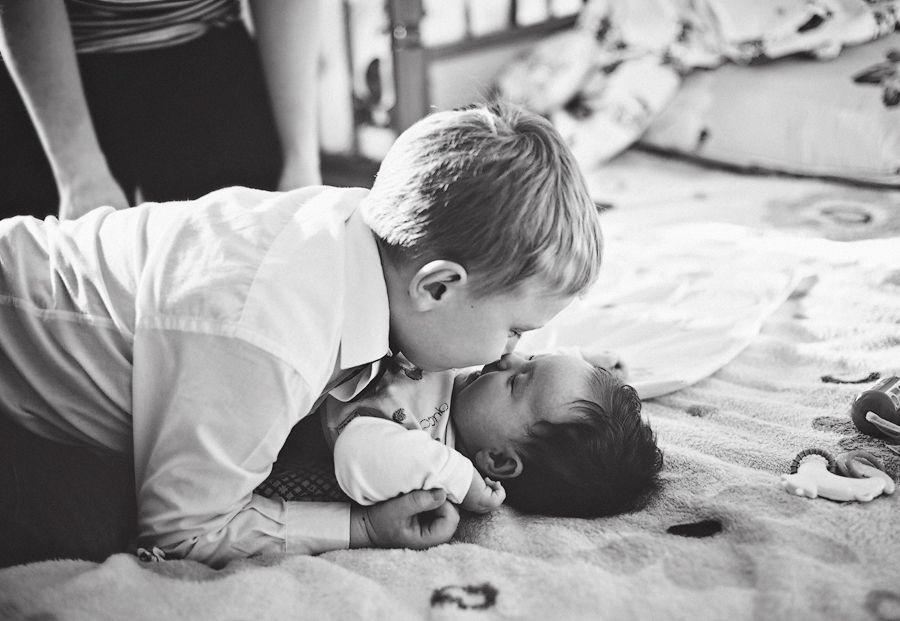 дети картинки брат и сестра 011