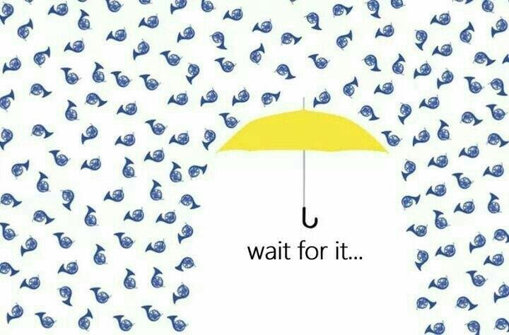 желтый зонтик как я встретил вашу маму 007